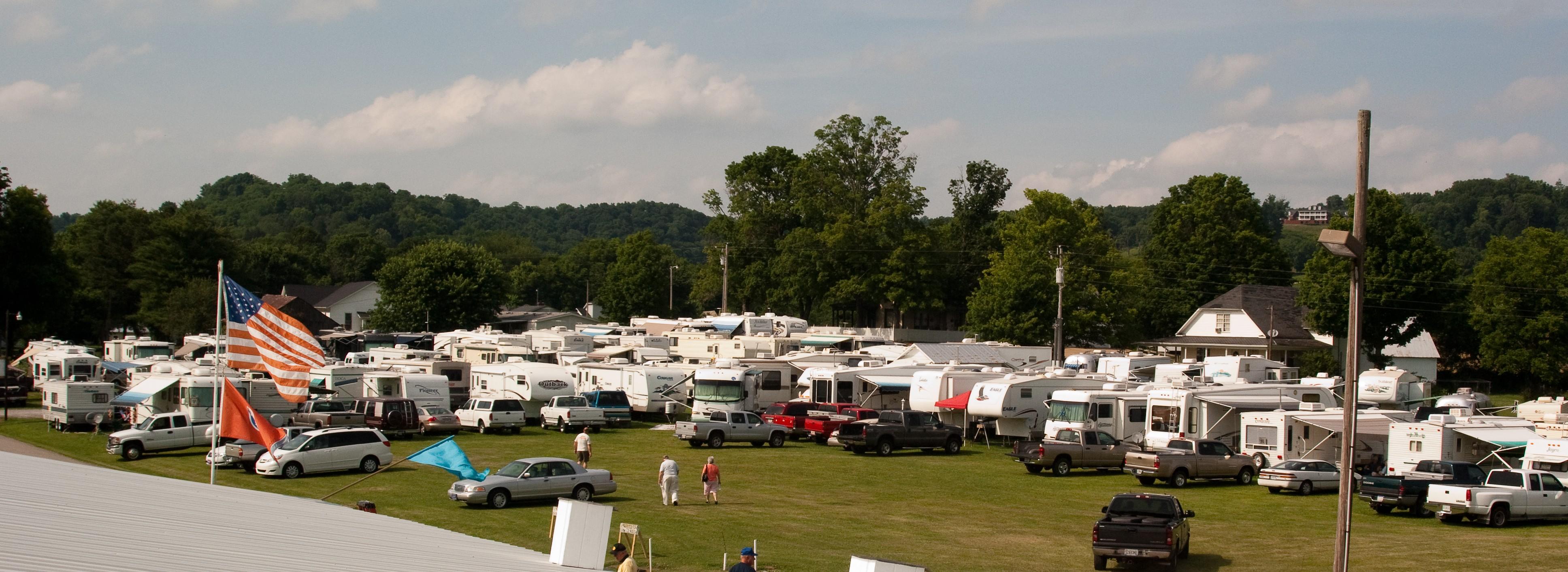 Camping Lot